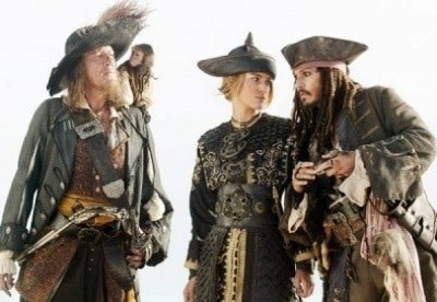 кадр из фильма Пираты Карибского моря: На краю света
