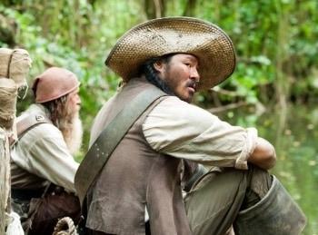 Пираты Карибского моря: На странных берегах в 20:00 на СТС