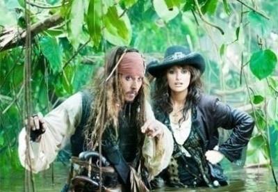 Пираты Карибского моря: На странных берегах - фильм, кадры, актеры, видео, трейлер - Yaom.ru кадр