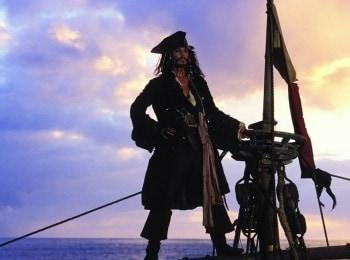 Пираты Карибского моря Проклятие Черной жемчужины в 13:00 на СТС