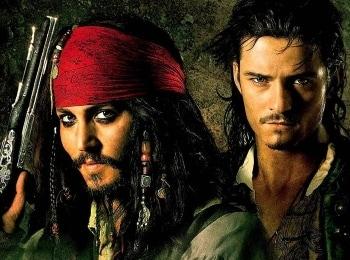 Пираты Карибского моря: Сундук мертвеца в 15:55 на СТС