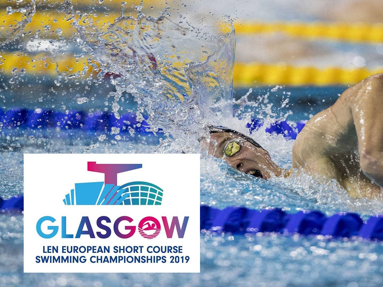 Плавание Чемпионат Европы бассейн 25 м Трансляция из Великобритании Прямая трансляция в 19:55 на канале