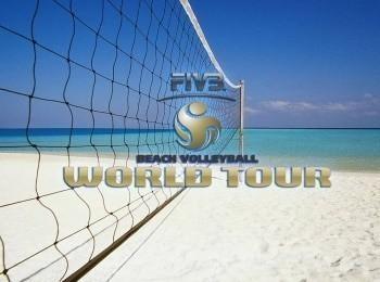 программа Матч Игра: Пляжный волейбол Мировой тур Женщины Финал Трансляция из Мексики