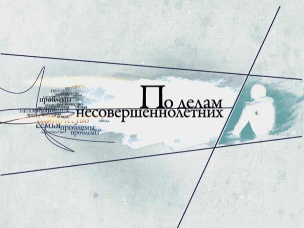 По делам несовершеннолетних 966 серия в 07:35 на канале Домашний