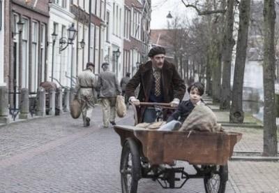 кадр из фильма Подлинный Вермеер