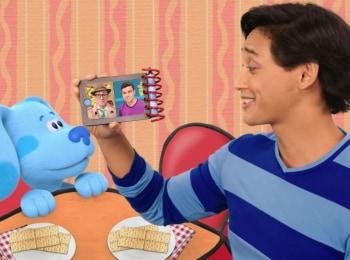 программа Nick Jr: Подсказки Бульки для всех Пижамная вечеринка с Булькой