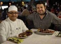 Поединок с едой 14 серия Лос Анджелес в 23:05 на канале