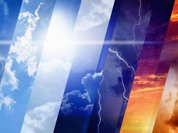 программа Мир: Погода в мире