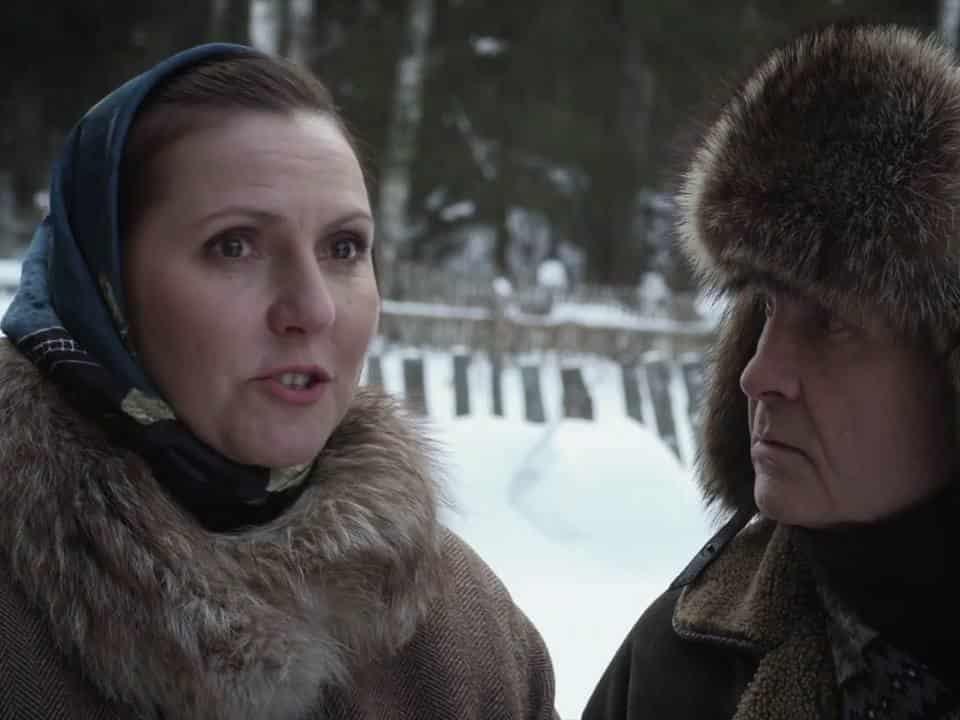 программа Русский роман: Поговори со мною о любви 2 серия