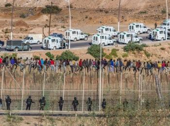 программа Discovery: Пограничная служба: Испания 16 серия