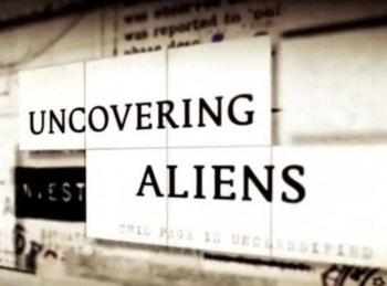 программа Travel Channel: Поиск пришельцев Урожай пришельцев