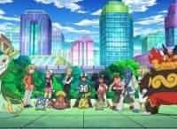 программа 2х2: Покемон 9 серия