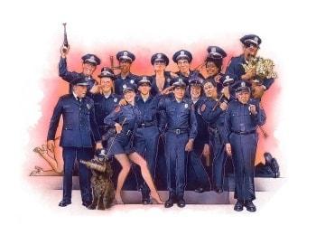 Полицейская академия в 21:33 на РЕН ТВ