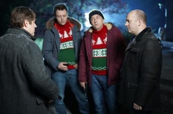 программа ТНТ: Полицейский с Рублевки Новогодний беспредел