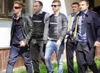 Полицейский с Рублёвки 1 серия в 19:00 на канале