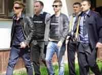 программа ТНТ: Полицейский с Рублёвки 6 серия