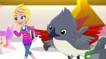 Полли Покет 25 серия в 09:05 на Gulli Girl