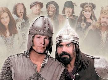 программа Комедийное: Полтора рыцаря: В поисках похищенной принцессы Херцелинды