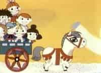 программа Детский: Пони бегает по кругу