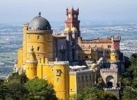 Португалия Замок слез в 14:30 на канале