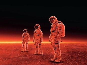 Последние дни на Марсе кадры