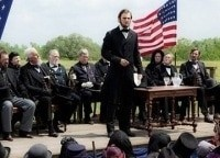 Президент Линкольн: Охотник на вампиров в 21:30 на канале