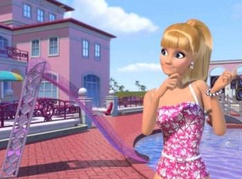 программа Карусель: Приключения Барби в доме мечты 1 серия