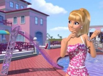 программа Карусель: Приключения Барби в доме мечты 3 серия