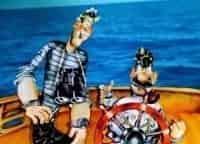 программа В гостях у сказки: Приключения капитана Врунгеля 3 серия