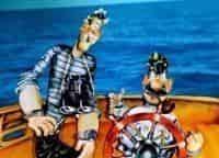 программа В гостях у сказки: Приключения капитана Врунгеля 8 серия