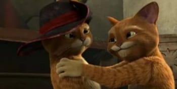программа СТС: Приключения Кота в сапогах 7 серия