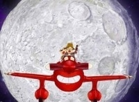 программа В гостях у сказки: Приключения красного самолетика