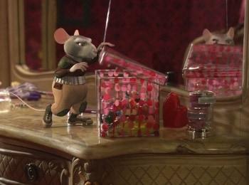 программа Рыжий: Приключения мышонка Переса