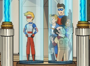 программа Nickelodeon: Приключения Опасного Малого Зло воск / Провалы