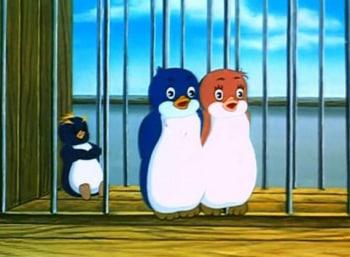 программа Дисней: Приключения пингвинёнка Лоло Фильм третий
