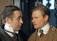 программа НТВ: Приключения Шерлока Холмса и доктора Ватсона Король шантажа