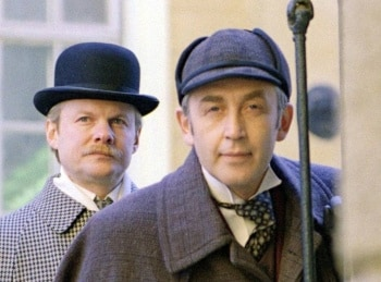 программа НТВ: Приключения Шерлока Холмса и доктора Ватсона Смертельная схватка