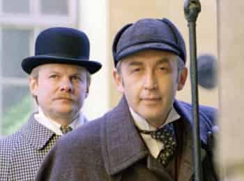 программа НТВ: Приключения Шерлока Холмса и доктора Ватсона Собака Баскервилей: Часть 1