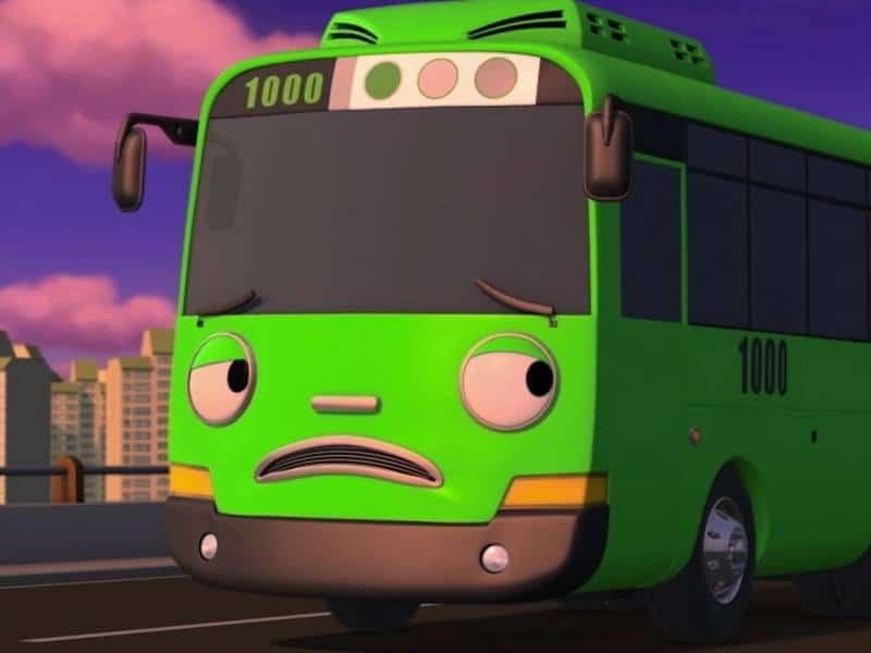 программа Карусель: Приключения Тайо Хочу новые колёса!