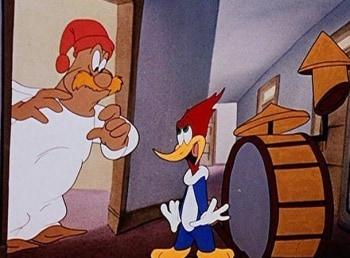 Приключения Вуди и его друзей 98 серия в 07:41 на СТС