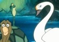 Принцесса Лебедь кадры