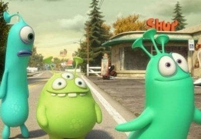 кадр из фильма Пришельцы в доме