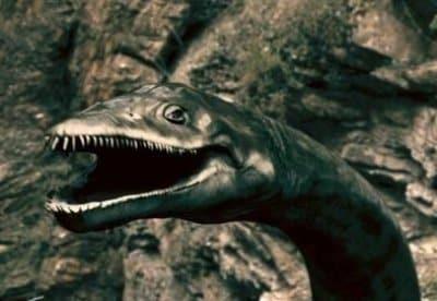 кадр из фильма Проект Динозавр