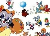 Программа мультфильмов в 12:00 на канале