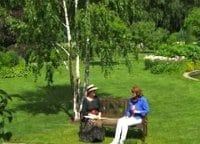 программа Усадьба: Прогулка по саду 17 серия