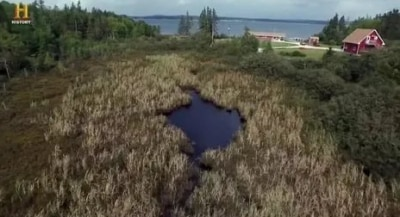 программа Sony Turbo: Проклятие острова Оук Призраки глубины