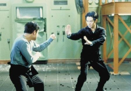 Джет Ли и фильм Противостояние