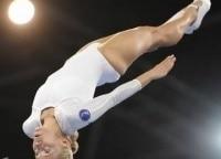 программа Матч Арена: Прыжки на батуте и акробатической дорожке Чемпионат Европы Трансляция из Азербайджана