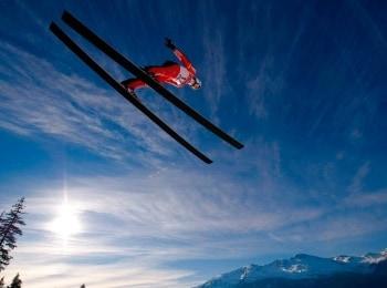 программа Евроспорт: Прыжки на лыжах с трамплина Кубок мира Лахти HS 130 Прямая трансляция