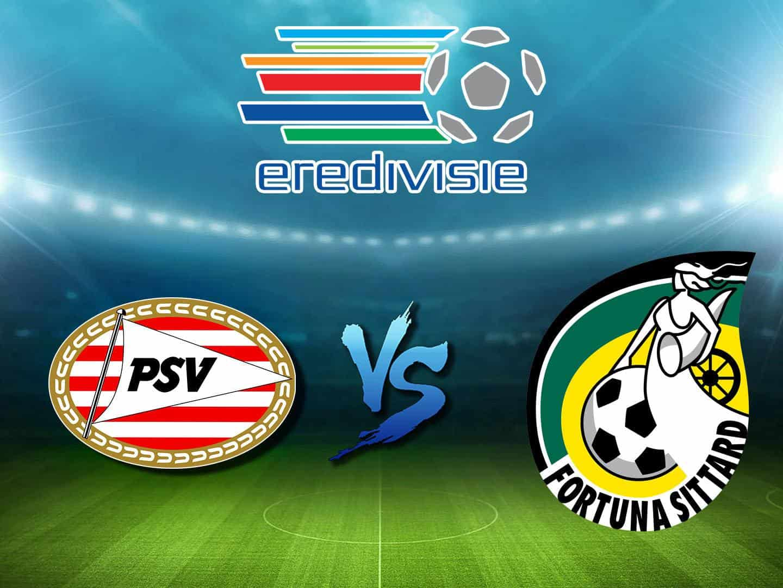 программа Футбол: ПСВ Фортуна Ситтард Чемпионат Голландии Сезон 19/20